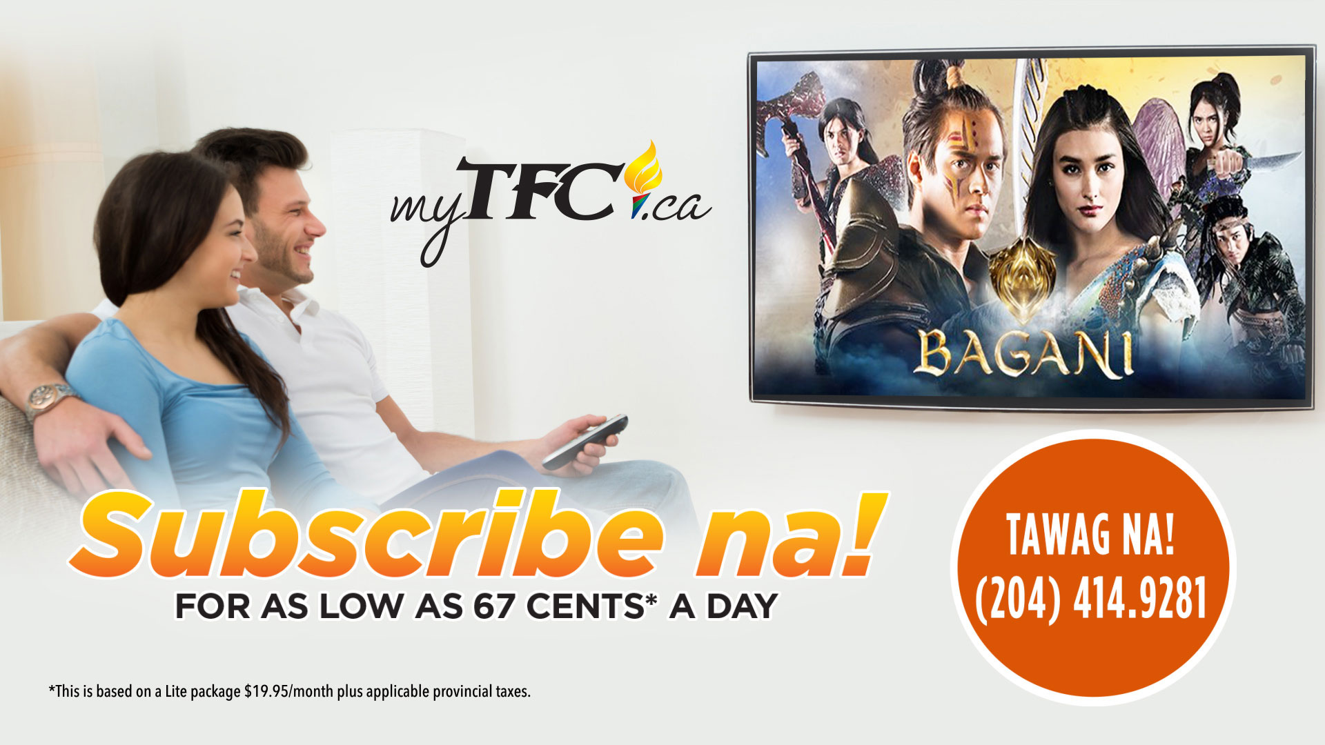 Get your TFC today!
